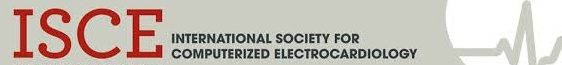 logo International society for computerized electrocardiology